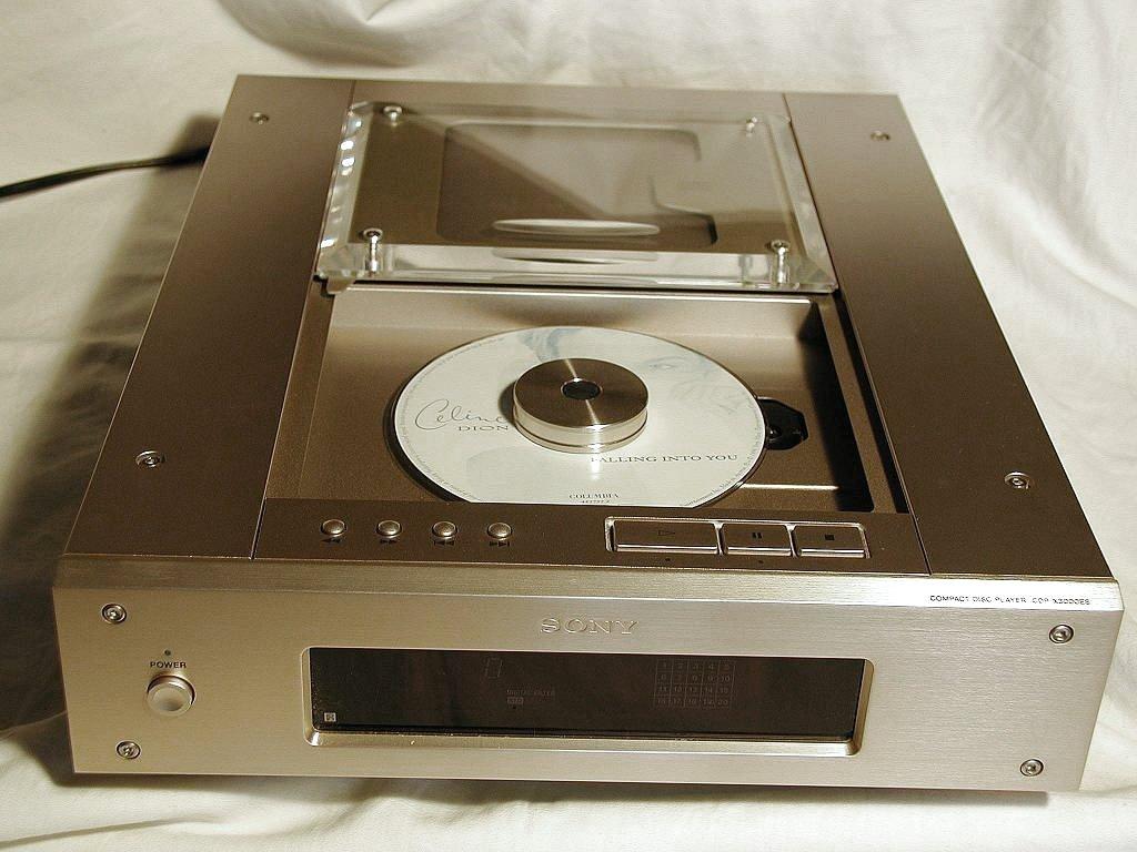 Sony cdp es